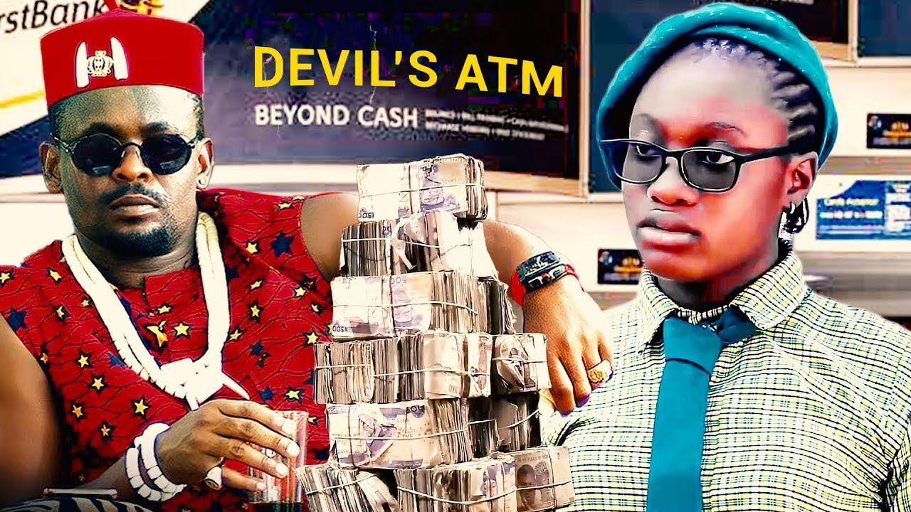 Download THE DEVIL'S ATM CARD 1&2 NEW HIT MOVIE   ZUBBY MICHEAL 2021 LATEST NIGERIAN NOLLYWOOD MOVIE