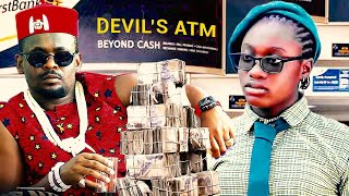 THE DEVIL'S ATM CARD 1&2 NEW HIT MOVIE   ZUBBY MICHEAL 2021 LATEST NIGERIAN NOLLYWOOD MOVIE