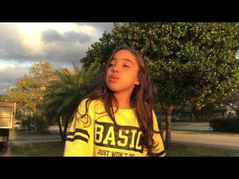 No One Alicia Keys Cover by |Daniela Knight|