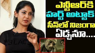 Yagna Shetty about Heart Attack Scene In Lakshmi's Ntr Movie | Friday Poster