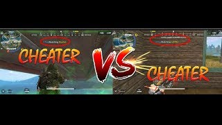 CHEATERS EVERYWHERE | RULES OF SURVIVAL | RULES OF SURVIVAL PH