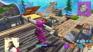 This Fortnite Clip will have you on the Edge!! Sweatiest Clutch I've done