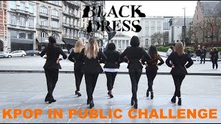 [KPOP IN PUBLIC CHALLENGE] CLC (씨엘씨) - BLACK DRESS (블랙드레스) Dance cover by Move Nation