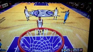 NBA 2K15 PC Frame rate test (Link to original video file in description)