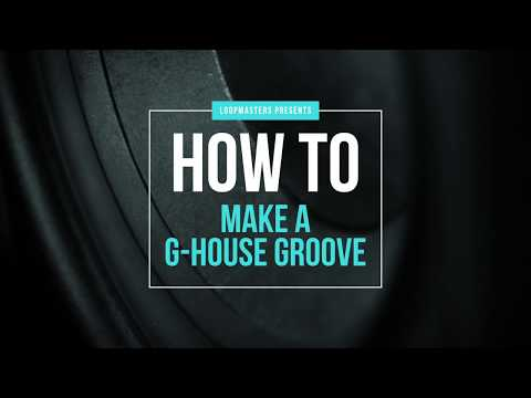 How To Make a G House Groove Tutorial | G-House Ableton Live Tutorial