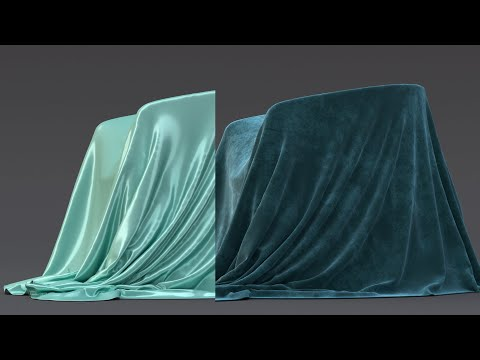 Corona for 3ds Max | Creating Hyper Realistic fabric Materials | Tutorial #117