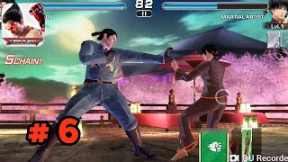 Tekken Mobile- Gameplay Act 2 completed  Walkthrough Part 6 ( iOS,Android)