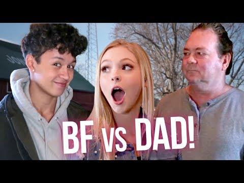 BF VS DAD | Going Home w/ Jordyn Jones