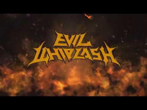 Evil Whiplash -  Descending To Hell (LYRIC VIDEO)