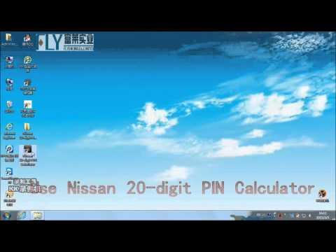 Nissan Bcm Pin Code Converter Video