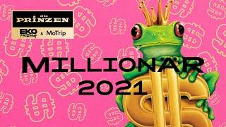 Die Prinzen x Eko Fresh x MoTrip - Millionär 2021  (Official Visualizer)