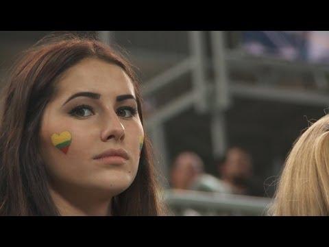 Lithuania 81-77 Italy | KuLeaderdance ²º¹³