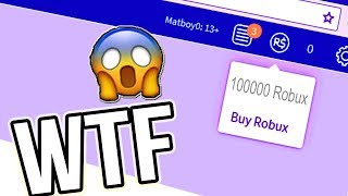 HOW TO GET FREE ROBUX IN ROBLOX FOR FREE!!!!!! *not clickbait*