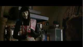 V per Vendetta - Sono gli Uomini che conferiscono poteri ai