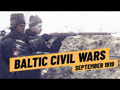 The Freikorps Fights On - Estonia And Latvia War For Independence I THE GREAT WAR 1919