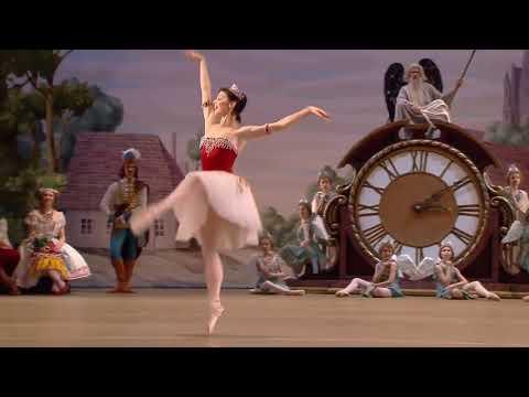 🎄🎅🎄 SPECIAL    BOLSHOI BALLET IN COPPELIA   montage