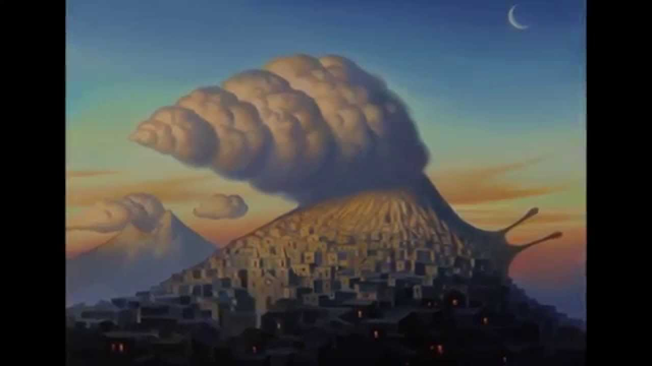 Vladimir Kush Famous Paintings