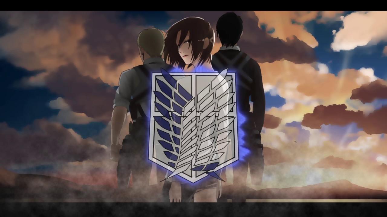 Attack on Titan Season 2 OST - Call of Silence - YouTube
