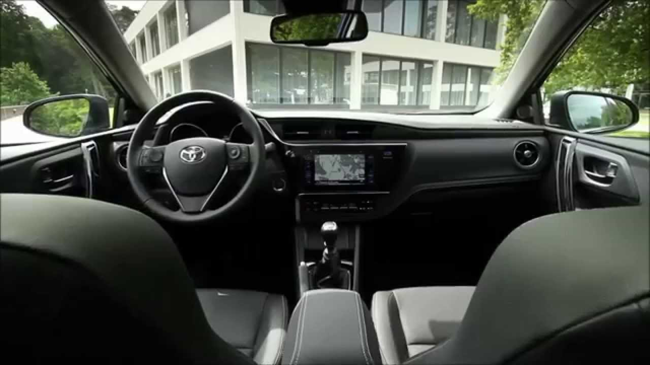 Toyota Auris Touring Sports 2015 Youtube