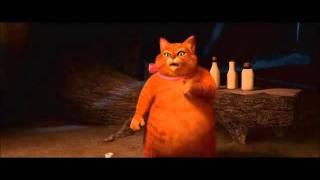 Шрек 4 - Краткая биография кота