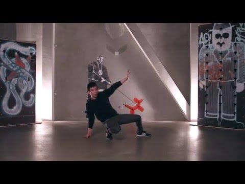 Break Dance: Footwork - DGI Fit'n'Fun
