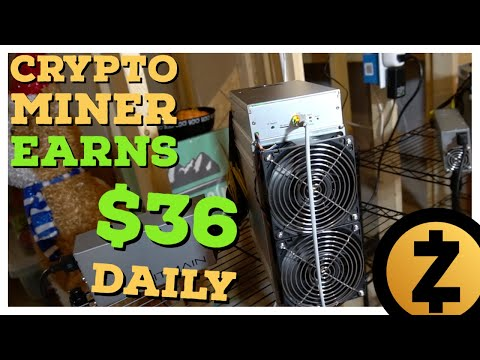 Crypto Mining Rig Is EARNING $36 DAILY?!