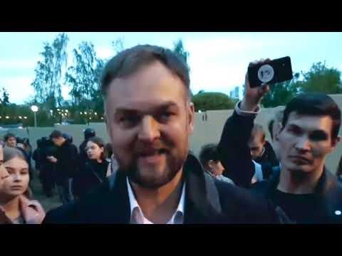 Екатеринбург ответил хитрому Путину.  Поменять власть с помощью выборов   невозможно!