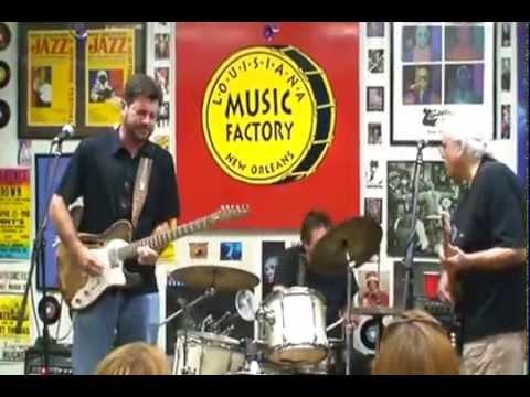 TAB BENOIT Revisited @ Louisiana Music Factory 2007