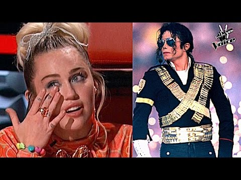 The Voice Blind Auditions of Michael Jackson Songs Battles Included Performance Compilation