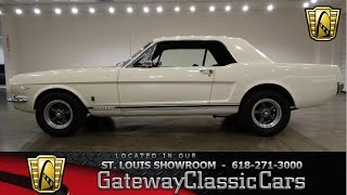 1965 Ford Mustang GT - Gateway Classic Cars St. Louis - #6538