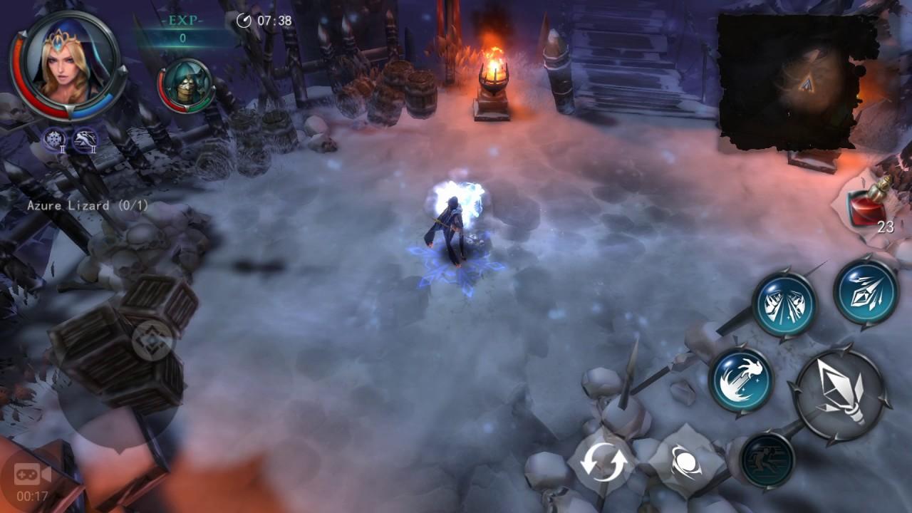raziel dungeon arena apk