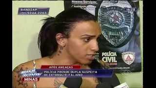 Brasil Urgente Minas 04/09/2015 Bloco 2