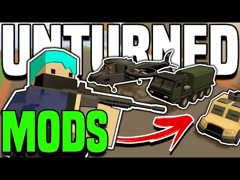 EPIC SPECIAL FORCES PACK!! (Unturned Mods Showcase)
