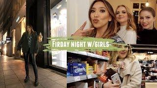 Vlog: Girls Evening und so much Spaß (nach langer Zeit.. deep talk) -Adorable Caro