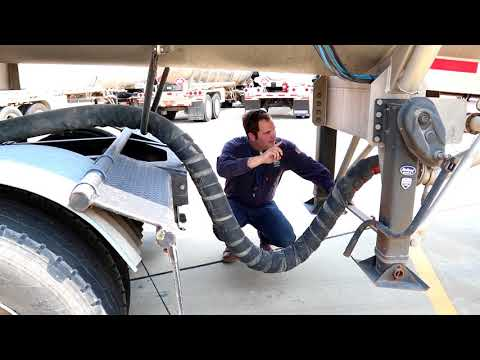 Driver Tips - Crude Truck Hoses