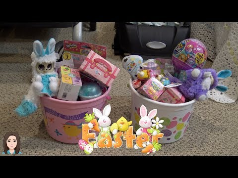 2018 Awesome Easter Basket GIVEAWAY! | Kelli Maple