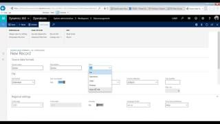 Data Migration in Dynamics 365 for Operations Part 1: Source File