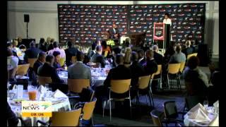 Maite Nkoana Mashabane opening speech