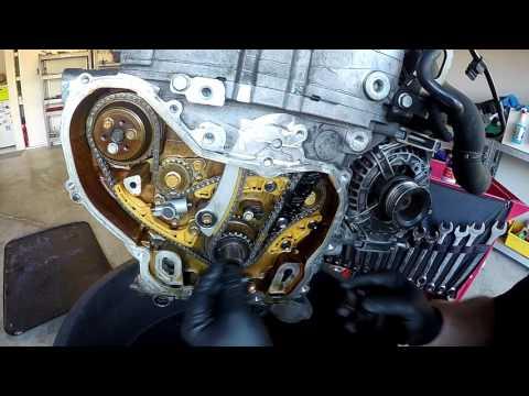Z22SE GM Vauxhall Astra Ecotec Cylinder Head Removal - Suspect BENT VALVES