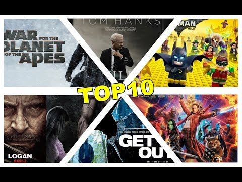 #TOP 10 The Best Movies 2017(so Far).