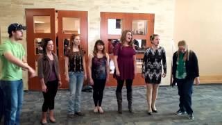 Blank Space - MSU Rhapsody A Cappella