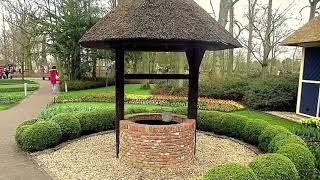 GARDEN - Ogród Keukenhof Holandia - Największy na świecie!