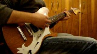 BORN WITH A BROKEN HEART - KWS Riff - Cover