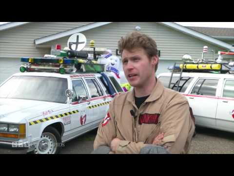 'Ghostbusters of MN' Lift Spirits in Anoka County