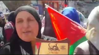 بالفيديو.. احتفالات فلسطين بانتصار الأسرى المضربين