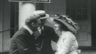 """The Voice Of Conscience"" (1912) starring Florence La Badie"