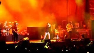 The Rasmus - F-f-f-falling live Lublin 2010