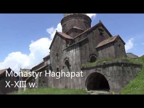 Armenia 2014 - Monasteries of Haghpat and Sanahin / Klasztory Haghpat i Sanahin