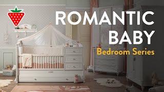 Cilek Romantic Baby Bedroom Series