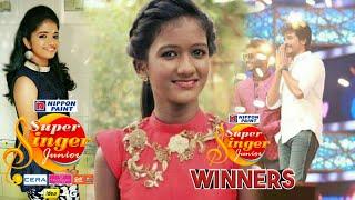 Super Singer Juniors-5 Grand Finale Complete Winners List | Vijay TV | Title Winners List